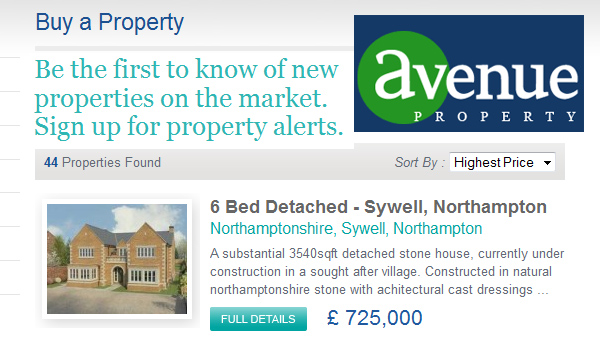 Avenue Property Ltd